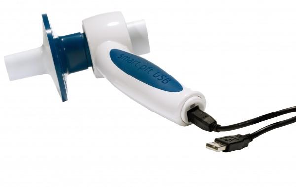 smart pft USB Spirometer